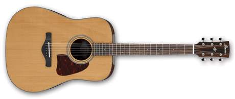 IBANEZ AVD9-NT Akustická kytara