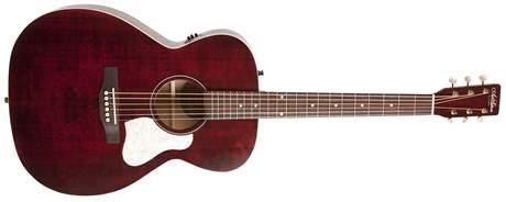 ART & LUTHERIE Legacy Tennessee Red QIT Elektroakustická kytara