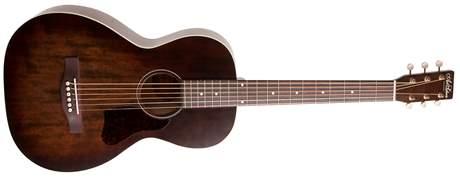 ART & LUTHERIE Roadhouse Bourbon Burst E/A Elektroakustická kytara