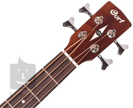 CORT SJB5F NS Elektroakustická baskytara