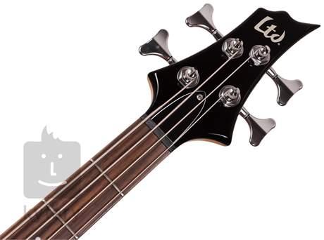 ESP LTD F-104 BK Elektrická baskytara