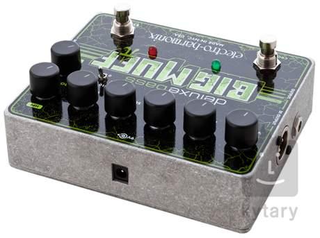 ELECTRO-HARMONIX Deluxe Bass Big Muff PI Baskytarový efekt
