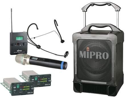 MIPRO MA-707 Set 5 Ozvučovací systém