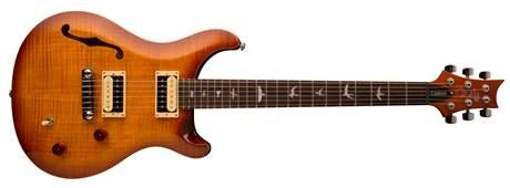 PRS SE Custom 22 Semi-Hollow VS Semiakustická kytara