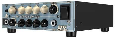 DV MARK Little GH 250 Kytarový tranzistorový zesilovač