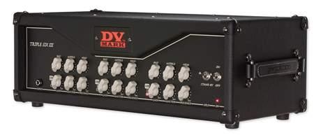 DV MARK Triple Six III Kytarový lampový zesilovač