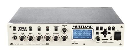 DV MARK Multiamp Kytarový modelingový zesilovač