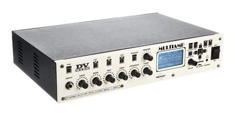 DV MARK Multiamp (použité) Kytarový modelingový zesilovač