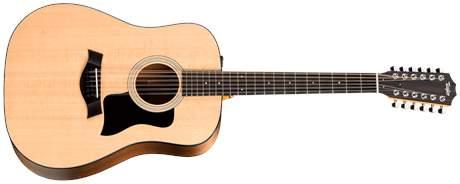 TAYLOR 150e 2017 Dvanáctistrunná elektroakustická kytara
