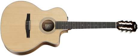 TAYLOR 214ce-N Klasická elektroakustická kytara