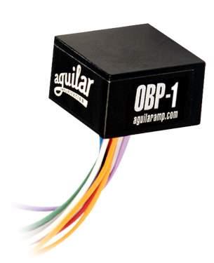 AGUILAR OBP-1TK Aktivní elektronika pro baskytaru