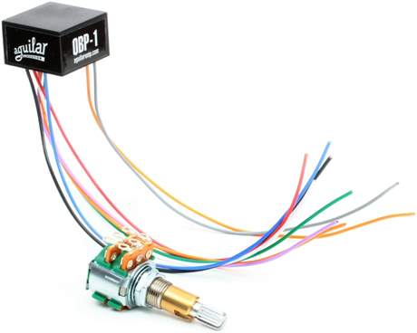 AGUILAR OBP-1SK Aktivní elektronika pro baskytaru