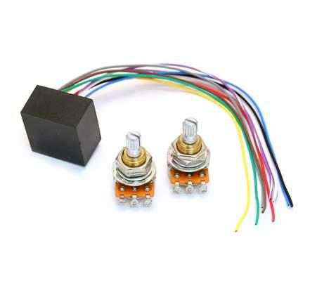 AGUILAR OBP-2TK Aktivní elektronika pro baskytaru