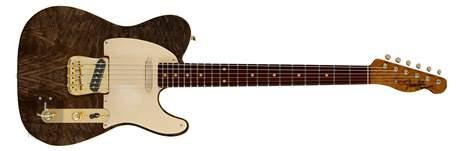 FENDER Artisan Figured Rosewood Telecaster Elektrická kytara