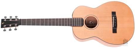FURCH LJ 10-CM Transparent Pickguard Cestovní kytara
