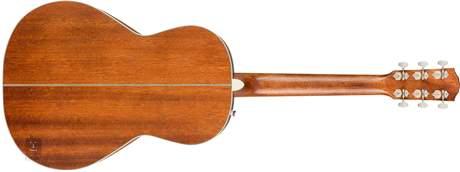 FENDER PM-2 Parlor ALL MAH NE NAT Akustická kytara