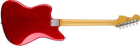FENDER SQUIER Deluxe Jazzmaster CAR TR Elektrická kytara