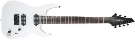 JACKSON JS32-7 Dinky Arch Top RW SW Elektrická sedmistrunná kytara