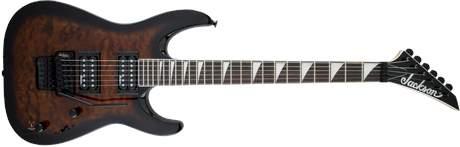 JACKSON JS32Q Dinky Arch Top RW DSB (použité) Elektrická kytara