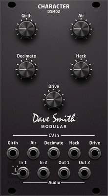 DAVE SMITH INSTRUMENTS DSM02 Character Module Eurorack modul