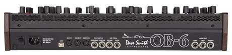 DAVE SMITH INSTRUMENTS OB-6 Module Syntezátor