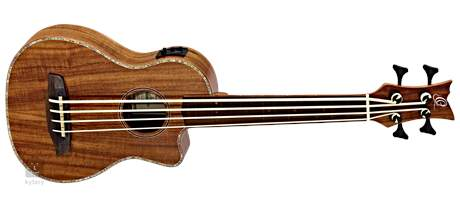 ORTEGA CAIMAN-FL-GB Basové ukulele