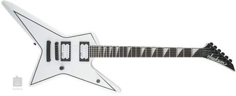 JACKSON JS32 Star Gus G STN WHT Elektrická kytara
