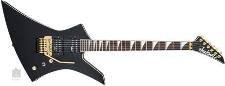 JACKSON KEX BK Elektrická kytara