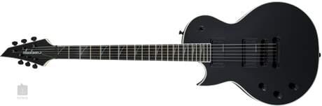 JACKSON Pro SC Monarkh LH BK Levoruká elektrická kytara