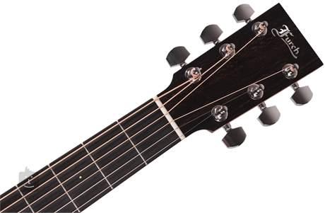 FURCH D 30-SM Transparent Pickguard Akustická kytara