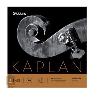 D'ADDARIO Kaplan cbs 3/4 M Kontrabasové struny
