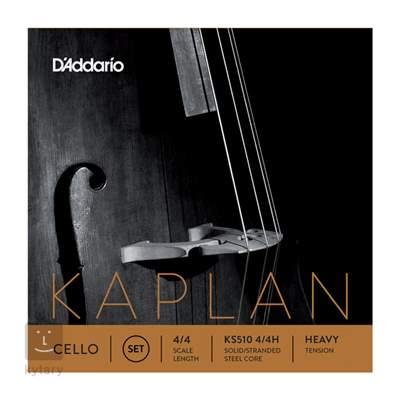 D'ADDARIO Kaplan vcl 4/4 H Violoncellové struny