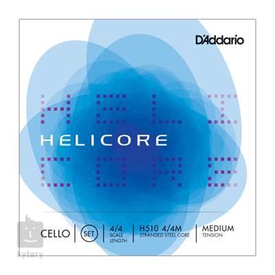 D'ADDARIO Helicore vcl 4/4 M Violoncellové struny
