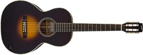 GRETSCH G9521 Style 2 Triple-0 Auditorium Akustická kytara