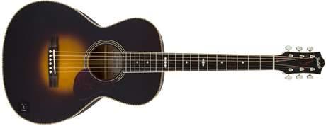 GRETSCH G9531 Style 3 Double-0 Grand Concert Akustická kytara