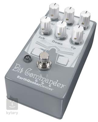 EARTHQUAKER DEVICES Bit Commander V2 Kytarový efekt