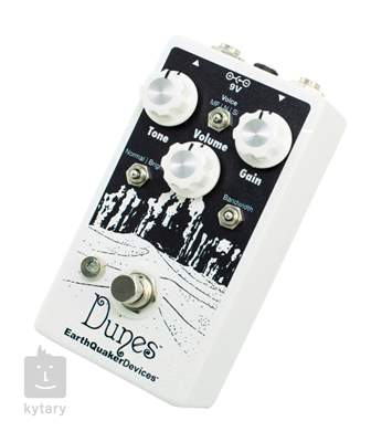 EARTHQUAKER DEVICES Dunes Kytarový efekt