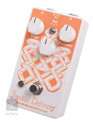 EARTHQUAKER DEVICES Spatial Delivery Kytarový efekt
