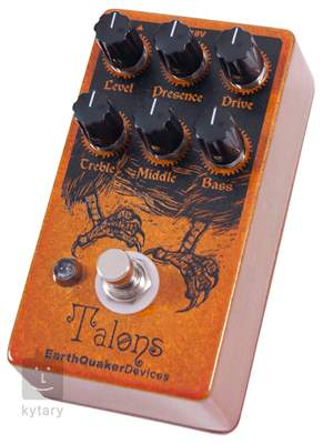EARTHQUAKER DEVICES Talons Kytarový efekt