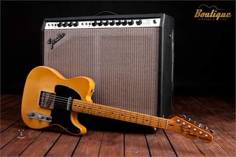 FENDER 1977 Telecaster Elektrická kytara
