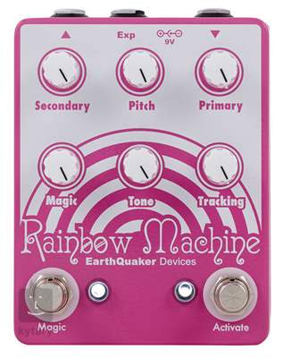EARTHQUAKER DEVICES Rainbow Machine Kytarový efekt