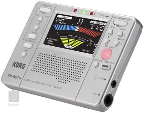 KORG TM-50TR-SL Ladička s metronomem