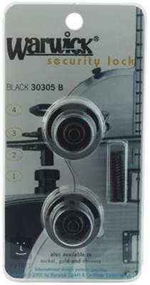 WARWICK SP 30305 B SET Zámky na popruh