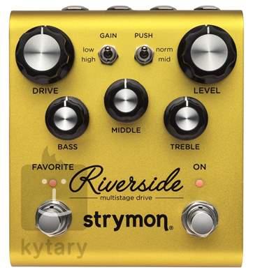 STRYMON Riverside Kytarový efekt