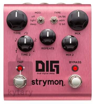 STRYMON Dig Kytarový efekt