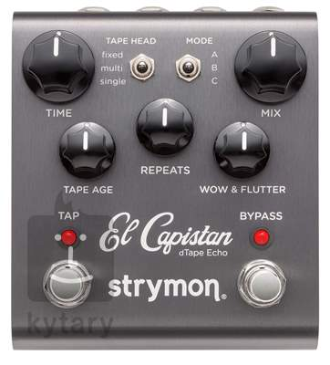 STRYMON El Capistan Kytarový efekt