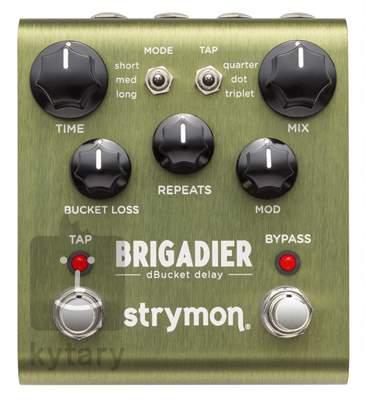 STRYMON Brigadier Kytarový efekt