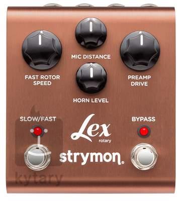 STRYMON Lex Kytarový efekt