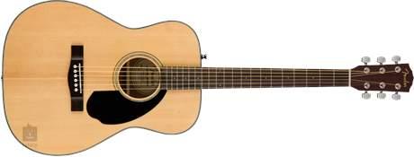 FENDER CC-60S NAT Akustická kytara