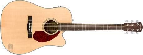 FENDER CD-140SCE NAT WC Elektroakustická kytara
